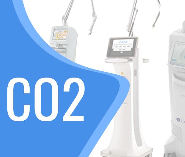 Фракционные лазеры CO2